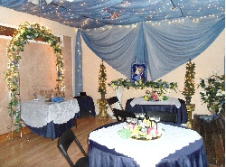 The Blue Angel Room
