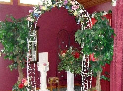 The Red Rose Garden Chapel